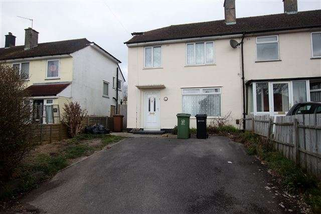 3 Bedrooms End Of Terrace House for rent in Mousehole Road, Paulsgrove, Portsmouth, Hampshire, PO6 4JL