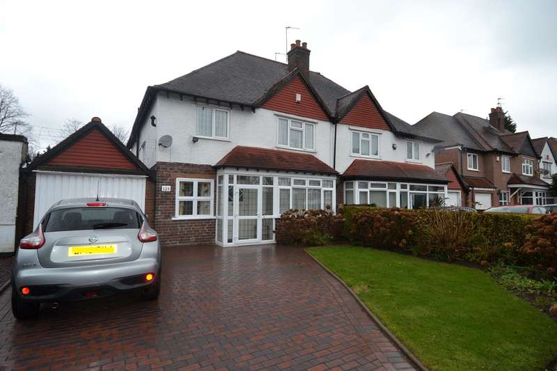 4 Bedrooms Semi Detached House for sale in Salisbury Road, Moseley, Birmingham, B13