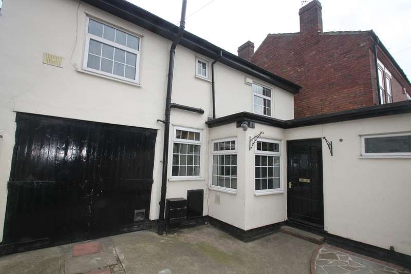 2 Bedrooms Detached House for rent in Park Road, Doncaster DN1