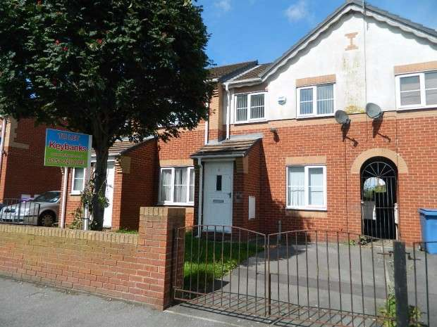 2 Bedrooms Terraced House for rent in Fincham Road, Dovecot, Liverpool, L14