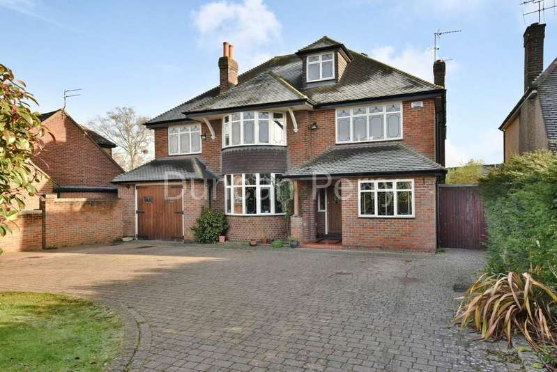 6 Bedrooms Detached House for sale in Holloways Lane, Welham Green
