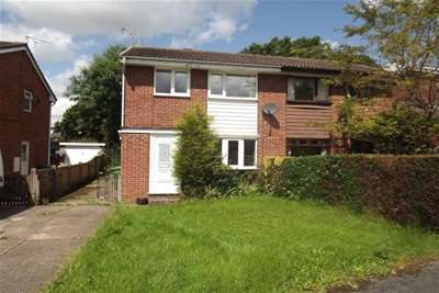 3 Bedrooms House for rent in Windsor Drive; Winsford; CW7