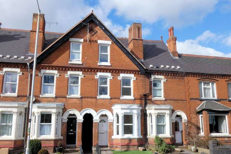 4 Bedrooms Town House for sale in High Street, Measham