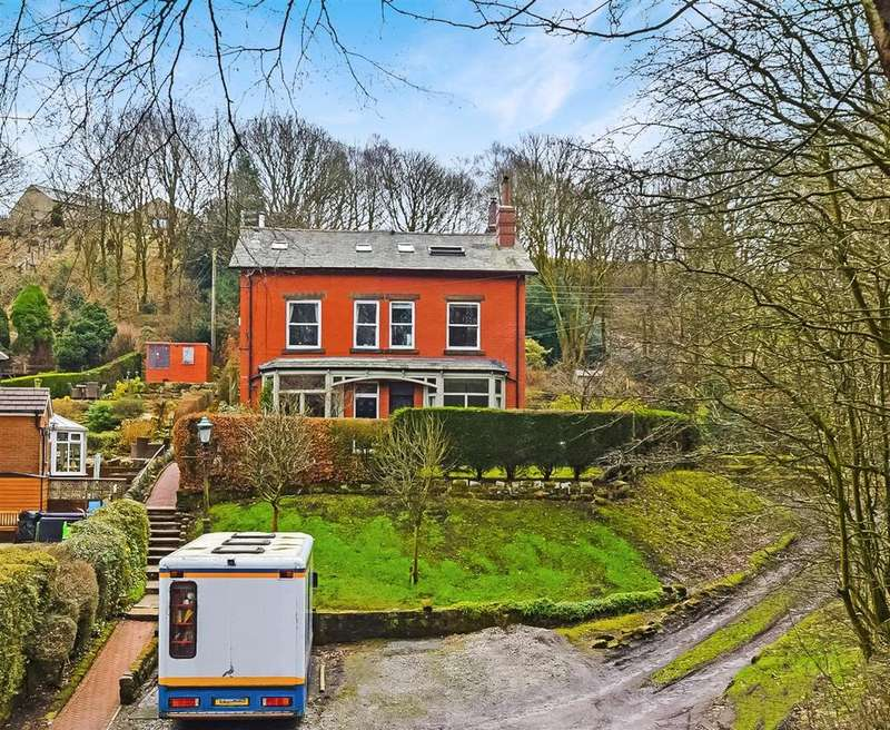 3 Bedrooms Semi Detached House for sale in Shoebroad Lane, Todmorden OL14