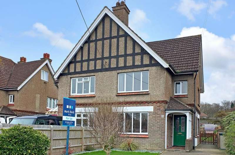 4 Bedrooms House for sale in Eastern Road, Haywards Heath, RH16