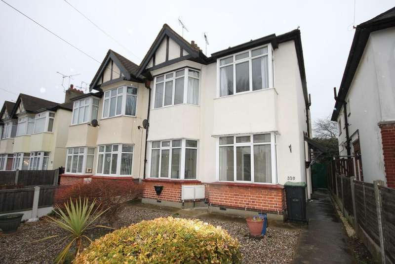 2 Bedrooms Ground Flat for sale in Bournemouth Park Road, Southend-on-Sea