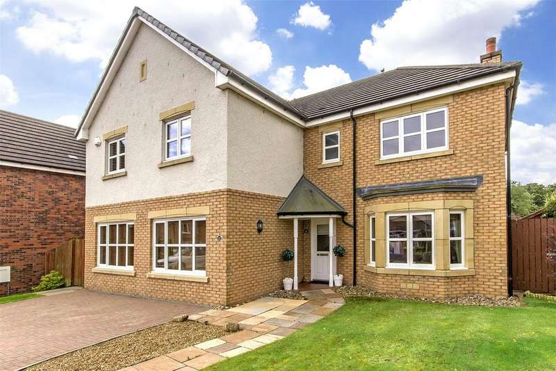 5 Bedrooms Detached House for sale in 17 Deaconsgrange Road, Mearns Grove, Glasgow, G46