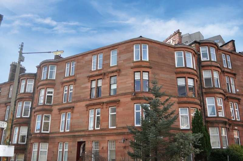 2 Bedrooms Flat for sale in Flat 2/1 7 Tassie Street, Shawlands, G41 3PX