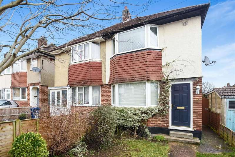 2 Bedrooms End Of Terrace House for sale in Bodley Road, Littlemore