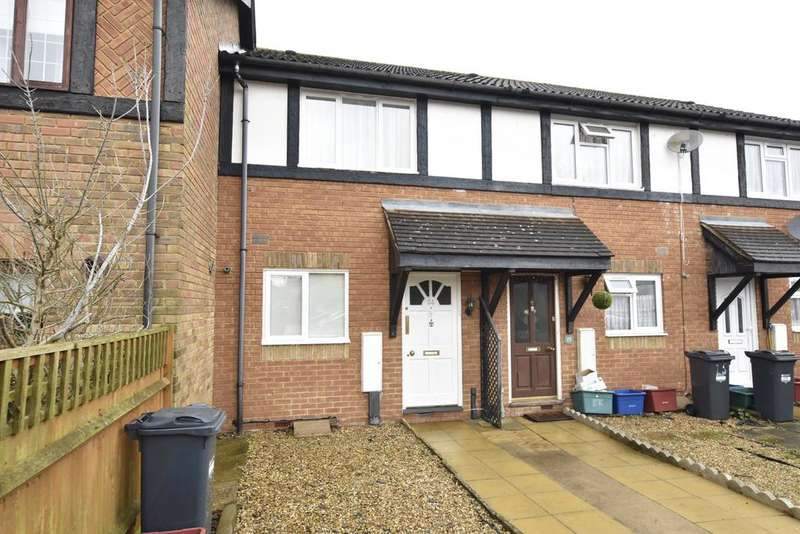2 Bedrooms Terraced House for sale in Pacific Close, Feltham