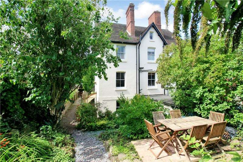 5 Bedrooms Semi Detached House for sale in Newtown Road, Malvern, Worcestershire, WR14