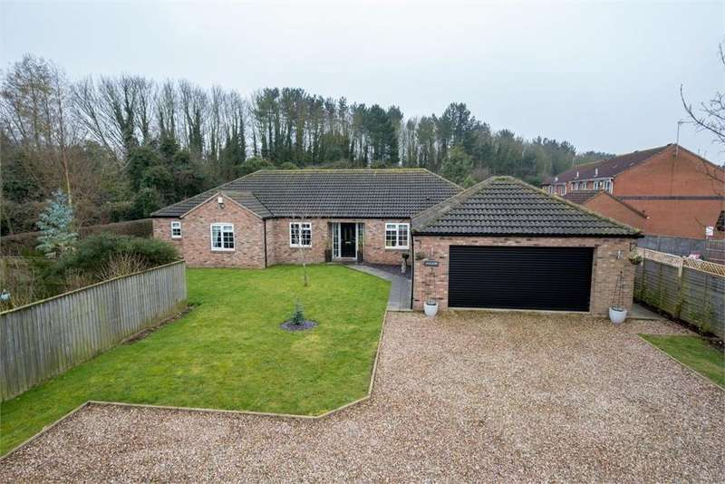 4 Bedrooms Detached Bungalow for sale in Red Cap Lane, Boston, Lincolnshire