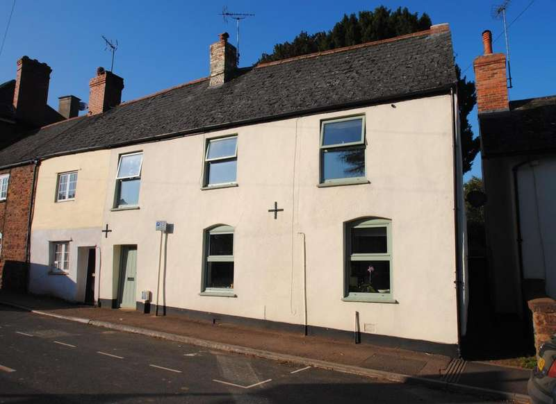 3 Bedrooms Semi Detached House for sale in Church Street, Wiveliscombe