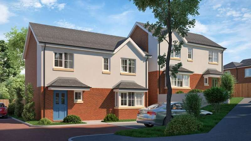3 Bedrooms Detached House for sale in The Oaks, The Oakfield, Plot 10 Moss Bank Road