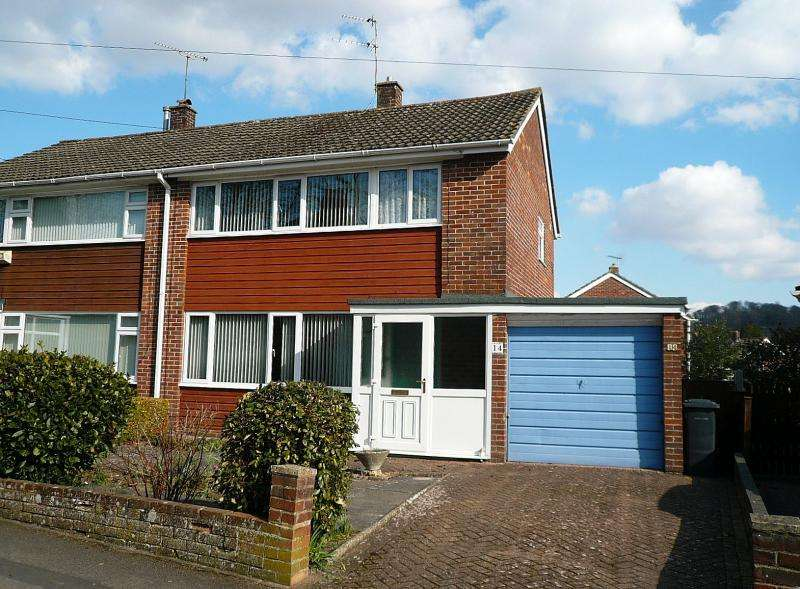 3 Bedrooms Semi Detached House for sale in Ash Walk, WARMINSTER, BA12