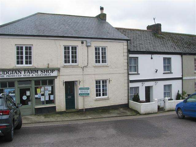 5 Bedrooms Terraced House for rent in Church Terrace, Probus, Truro