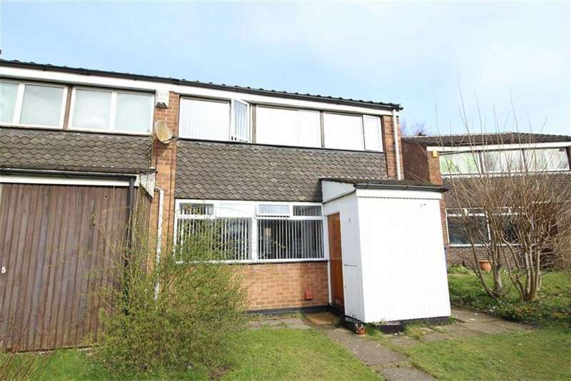 3 Bedrooms Mews House for sale in Finney Drive, Chorlton