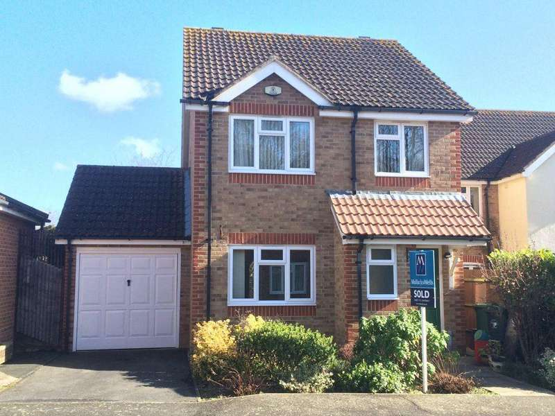 3 Bedrooms Detached House for rent in Emblems, Great Dunmow