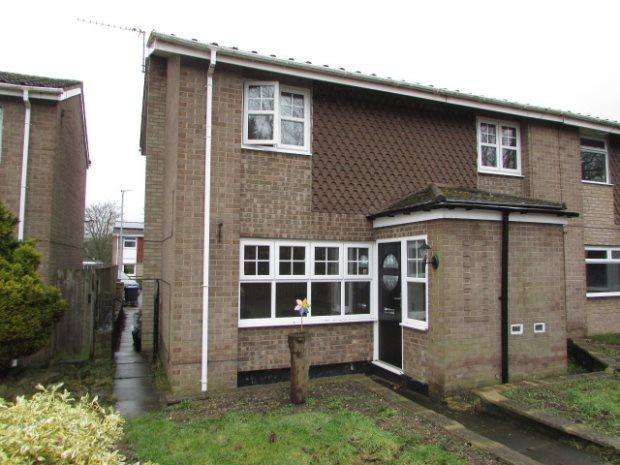 3 Bedrooms Semi Detached House for sale in MAYFIELDS, SPENNYMOOR, SPENNYMOOR DISTRICT