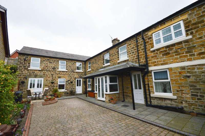 5 Bedrooms Link Detached House for sale in Wentworth Road, Blacker Hill, Barnsley, S74