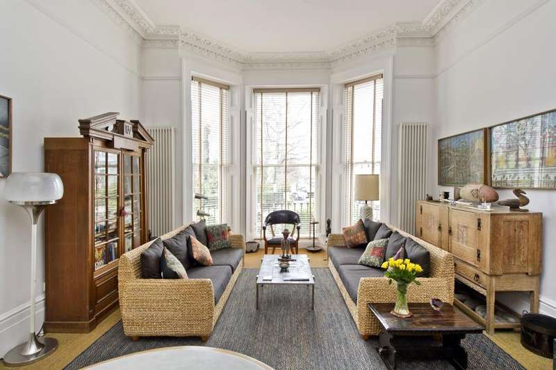 2 Bedrooms Apartment Flat for sale in Pembridge Square, Notting Hill W2