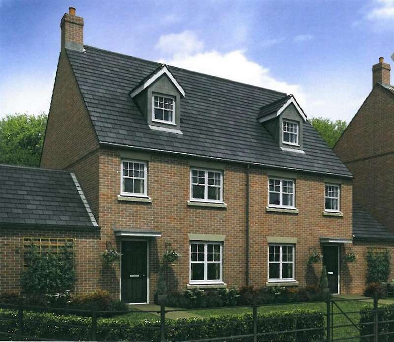 4 Bedrooms Semi Detached House for rent in The Meadows Wynyard Manor, Wynyard