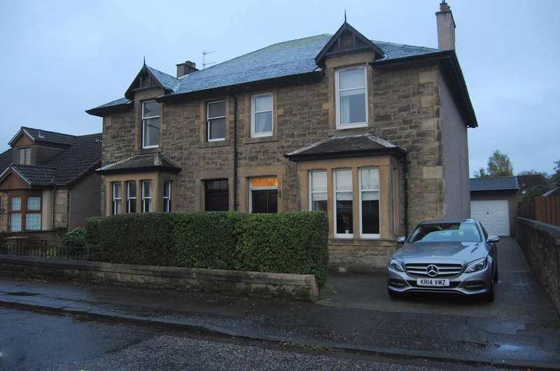 4 Bedrooms Semi-detached Villa House for sale in Glasgow Road, Bathgate EH48