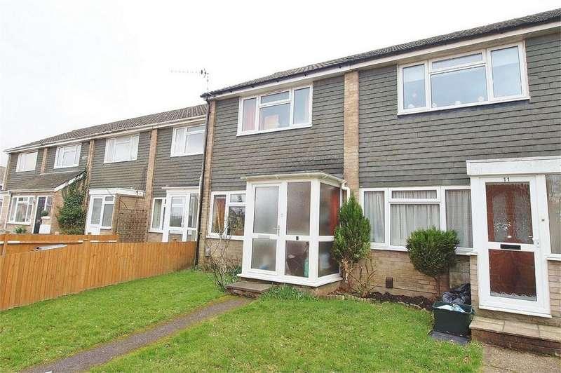 2 Bedrooms Terraced House for sale in Rushdene Walk, Biggin Hill, Westerham