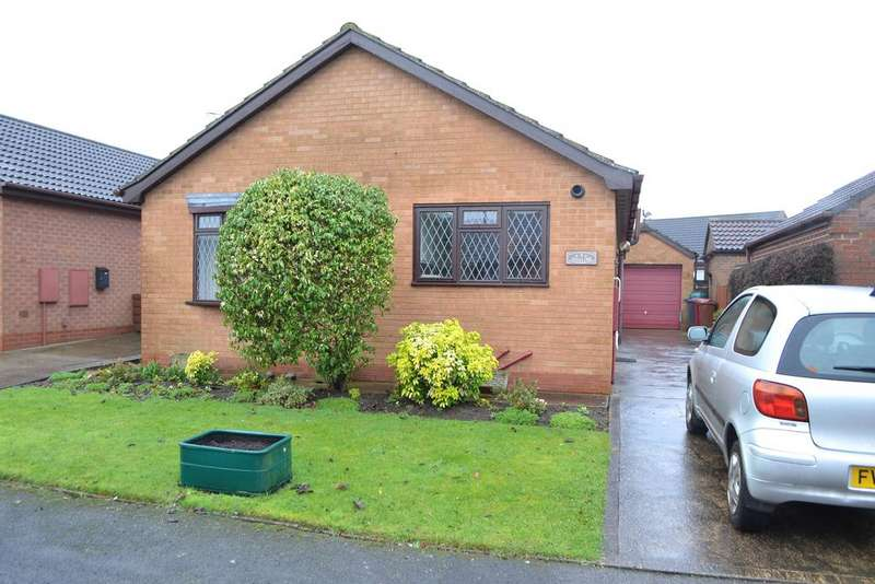 2 Bedrooms Bungalow for rent in Allison Close, Messingham, North Lincolnshire, DN17