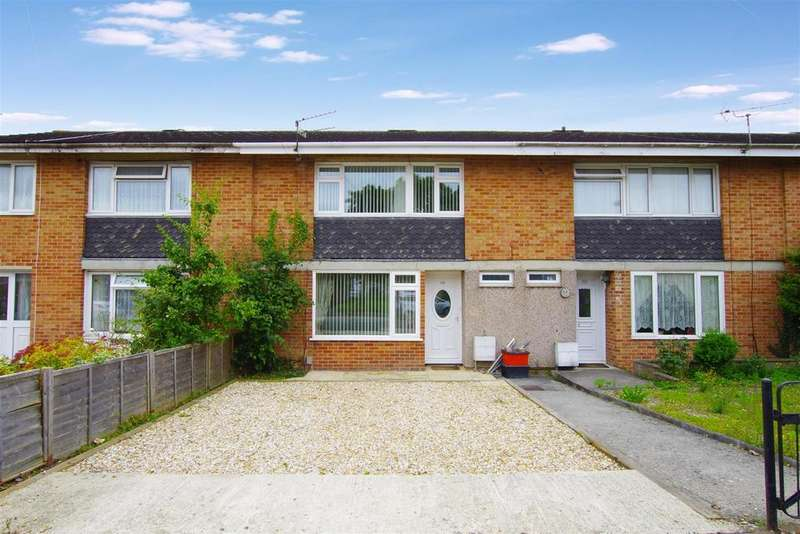 3 Bedrooms Terraced House for sale in Hathaway Road, Upper Stratton, Swindon