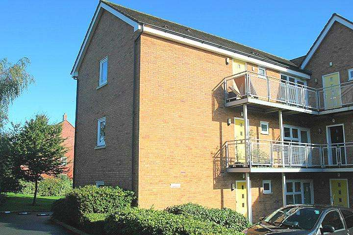 2 Bedrooms Apartment Flat for sale in Attingham Drive, Dudley, DY1