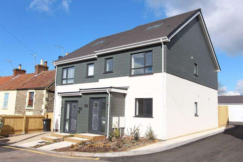 4 Bedrooms Semi Detached House for sale in Lower Chapel Road, Hanham, Bristol