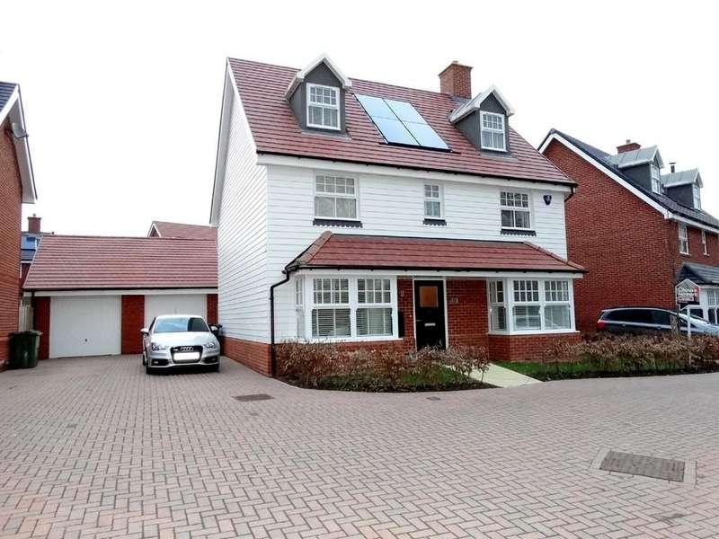 5 Bedrooms Detached House for sale in Staplehurst, Kent
