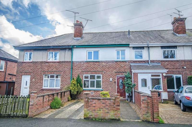 3 Bedrooms Terraced House for rent in Appleyards Lane, Chester
