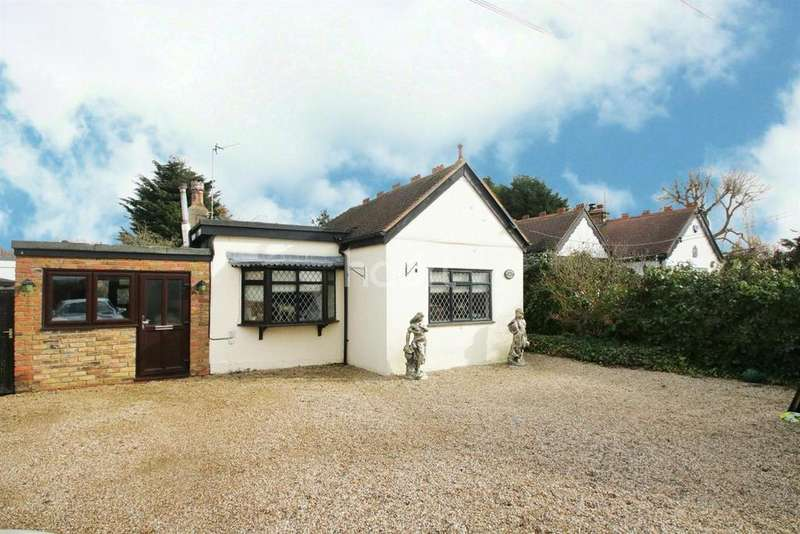 3 Bedrooms Bungalow for sale in Upper Park Road, Wickford