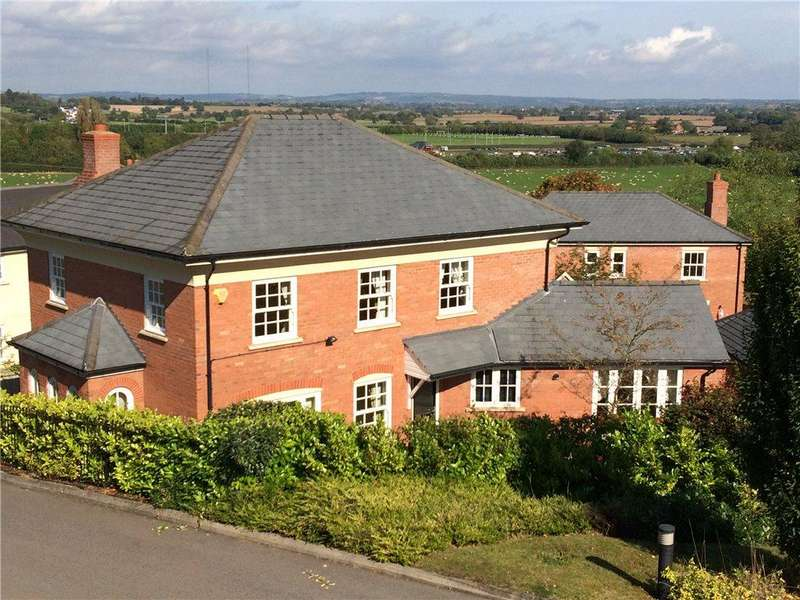 4 Bedrooms Detached House for sale in Galton Way, Hadzor, Droitwich, Worcestershire, WR9