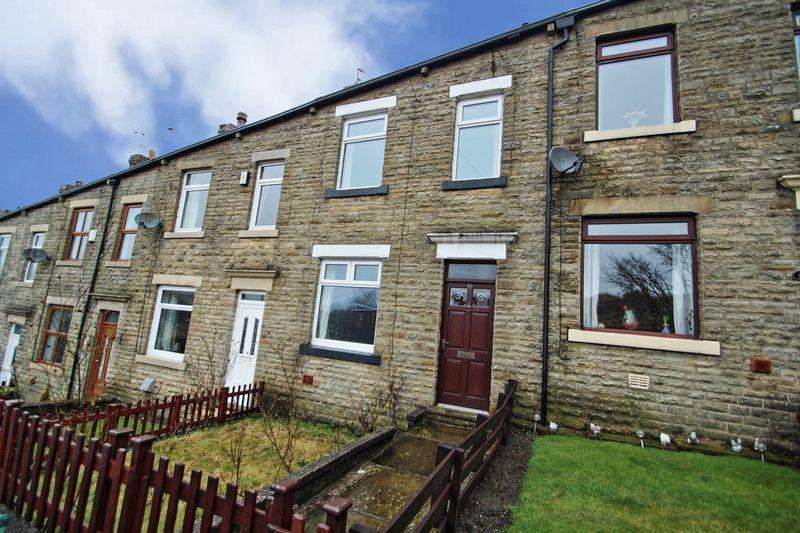 3 Bedrooms Terraced House for sale in Bar Terrace, Whitworth OL12 8TB