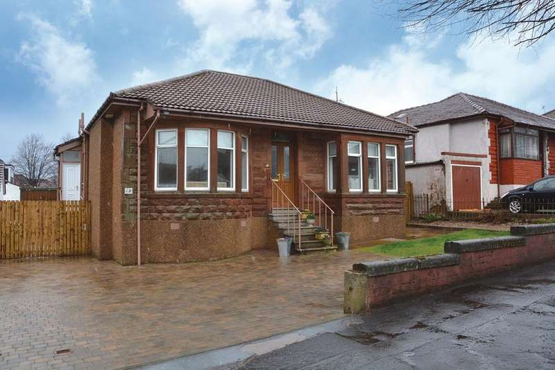 3 Bedrooms Detached Bungalow for sale in Norbreck Drive, Giffnock, Glasgow, G46