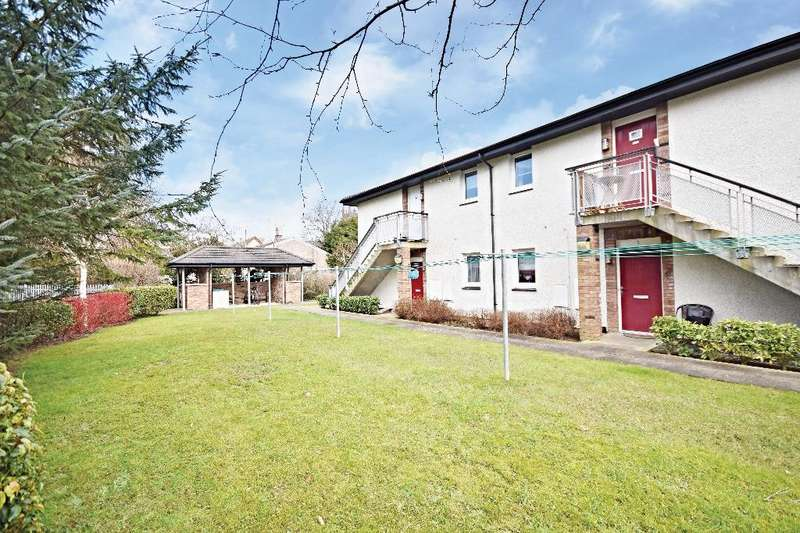 2 Bedrooms Apartment Flat for sale in Finlayson Place, Coylton, South Ayrshire, KA6 6GX