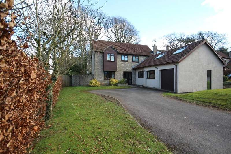 5 Bedrooms Detached House for sale in Beechcroft, Dundry