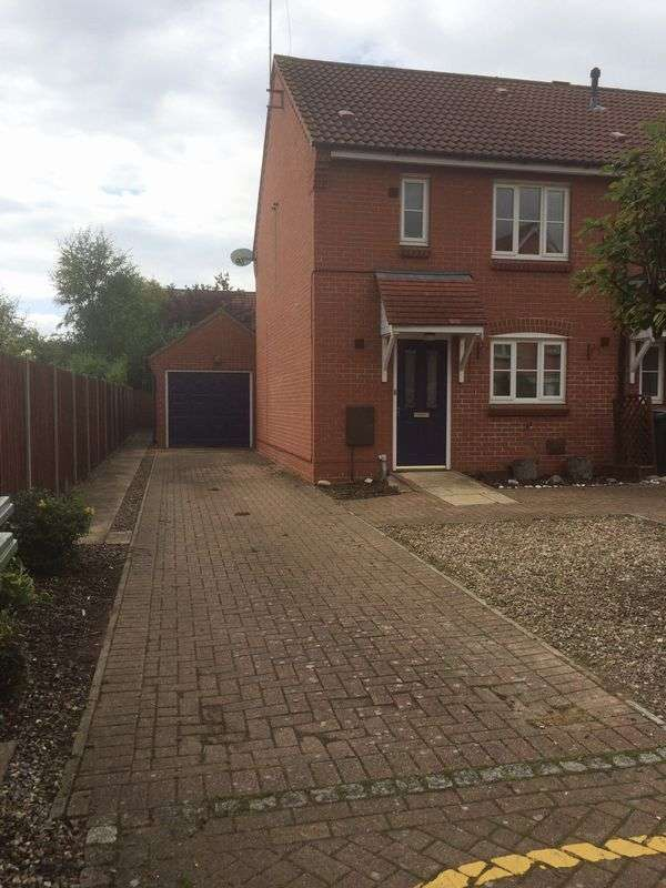 3 Bedrooms Property for sale in Vane Close, Norwich