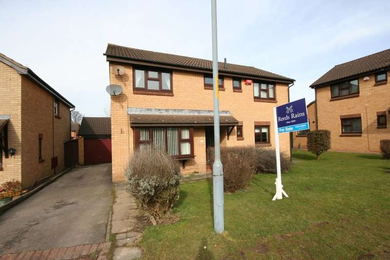 4 Bedrooms Detached House for sale in Paignton Close, Tollesby Hall , Middlesbrough, TS8