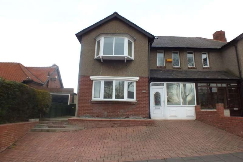 2 Bedrooms Semi Detached House for sale in West Road, Newcastle Upon Tyne, NE5