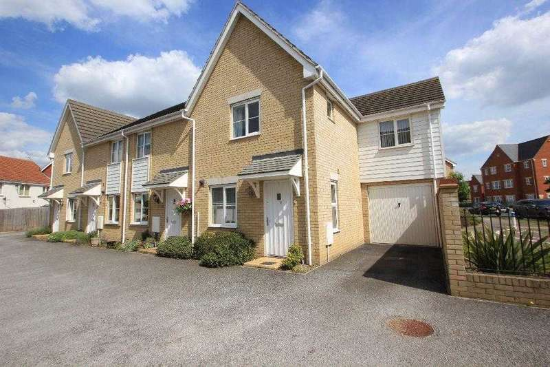 3 Bedrooms End Of Terrace House for rent in Newman Drive, Ipswich