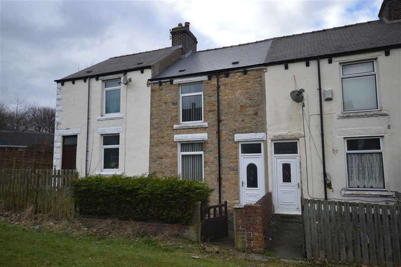 2 Bedrooms Terraced House for sale in Wesley Terrace, Stanley