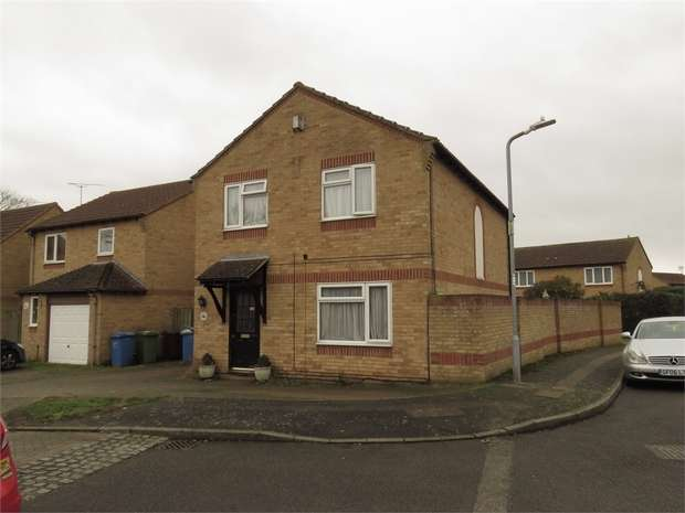 4 Bedrooms Detached House for sale in The Willows, Kemsley, SITTINGBOURNE, Kent