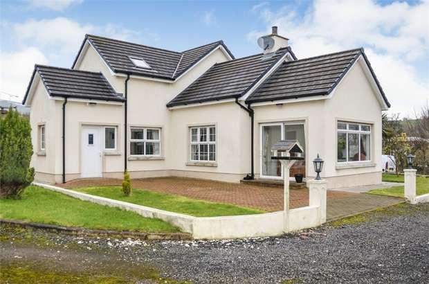 4 Bedrooms Detached House for sale in Starbog Road, Kilwaughter, Larne, County Antrim
