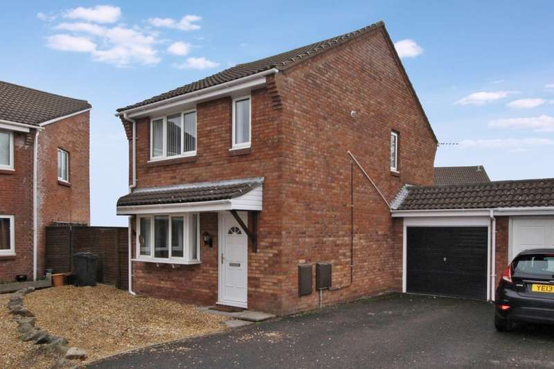 3 Bedrooms Detached House for sale in Westfield, Clevedon, BS21