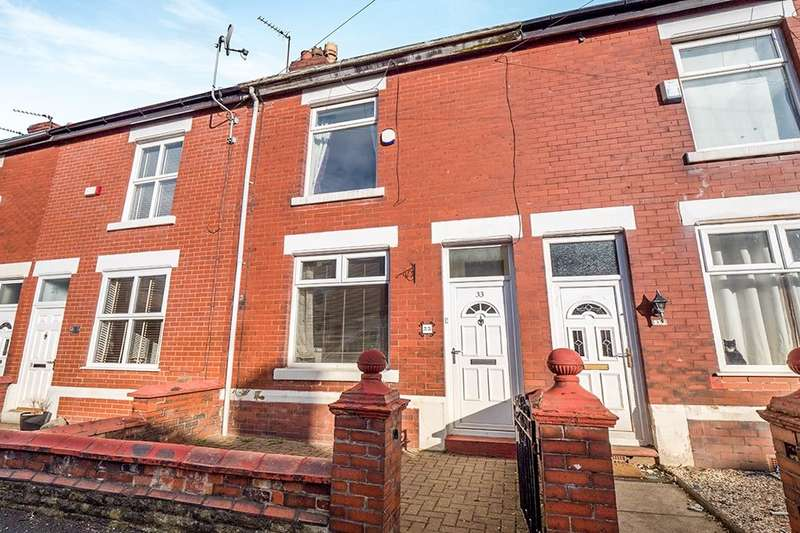 2 Bedrooms Terraced House for sale in Elm Grove, HYDE, SK14