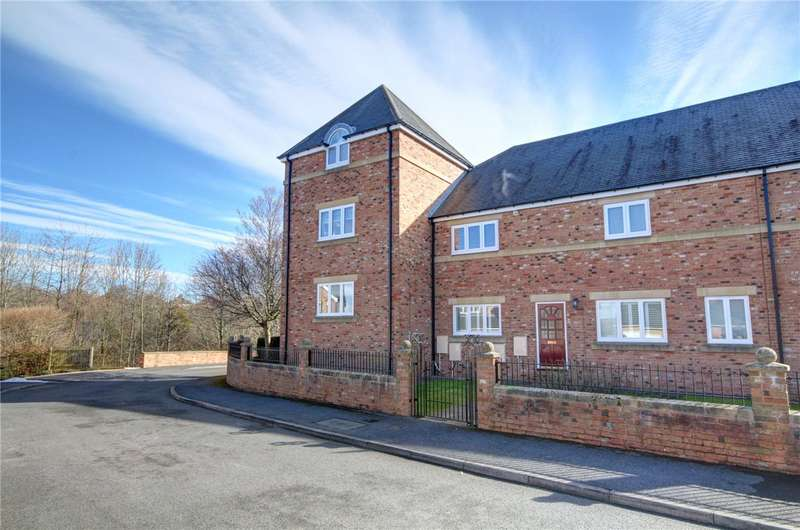 3 Bedrooms Flat for sale in Lowes Rise, The Downs, Nevilles Cross, DH1